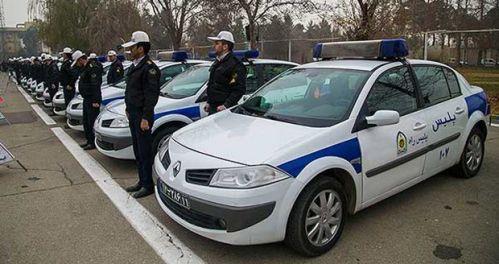 سیر تحول ماشین های پلیس ایران در 70 سال گذشته