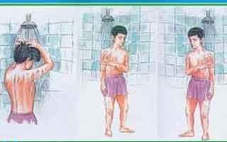 آموزش انجام غسل جنابت به طور کامل