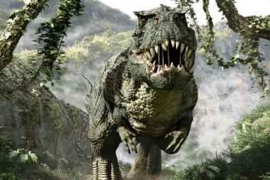 دایناسورهای «تی رکس»