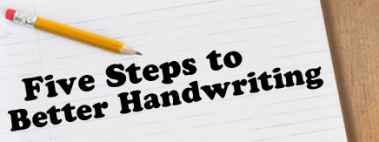 بهتر کردن دستخطتان