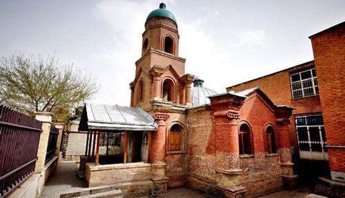 شگفت انگیزترین کلیساهای جهان در ایران