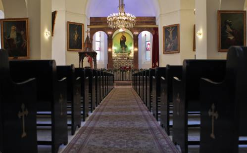 کلیسای مریم مقدس در تهران