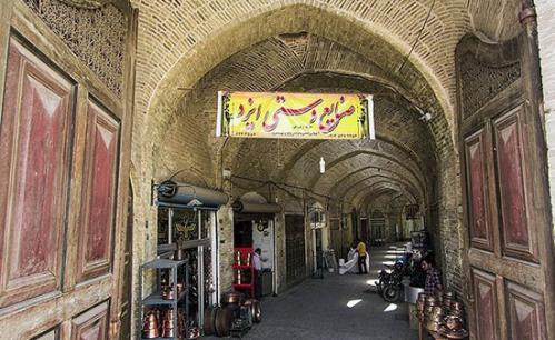 یزد، شهر بازارهای تاریخی و سنتی | بازار خان