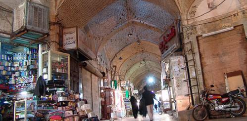بازار قیصریه یزد