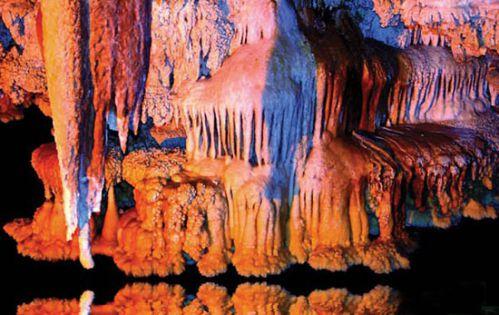 5 غار شگفت انگیز در ایران | غار علیصدر