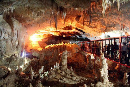5 غار شگفت انگیز در ایران | غار کتلهخور