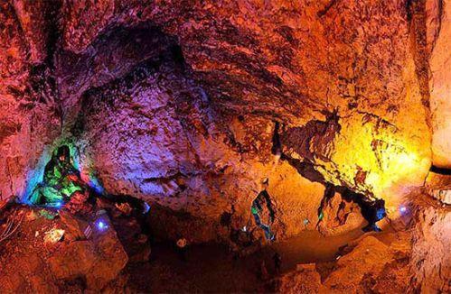 5 غار شگفت انگیز در ایران | غار چال نجیر
