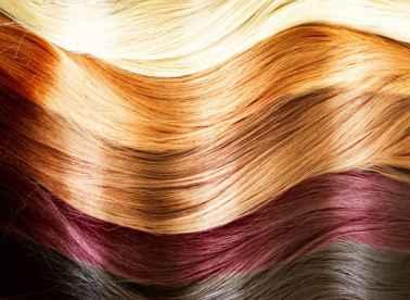مناسب ترین رنگ مو