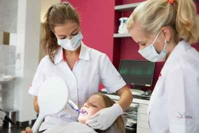 رشته پرستاری دندان پزشکی