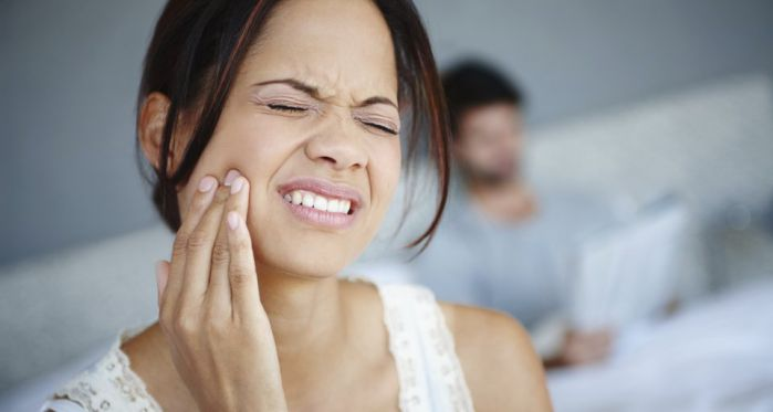 درمان سریع دندان درد