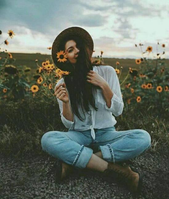 عکس پروفایل دخترونه منظره
