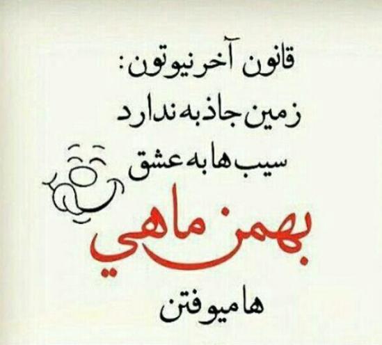 جملات خاص برای بهمن ماهی ها