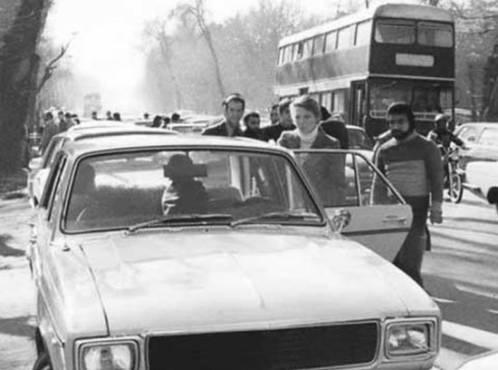 تاکسی چگونه به ایران رسید؟