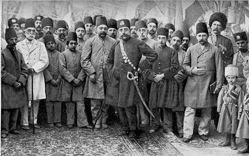 خوب و بد حکومت قاجار