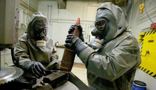 پیشینه ی بکارگیری جنگ افزار های شیمیایی