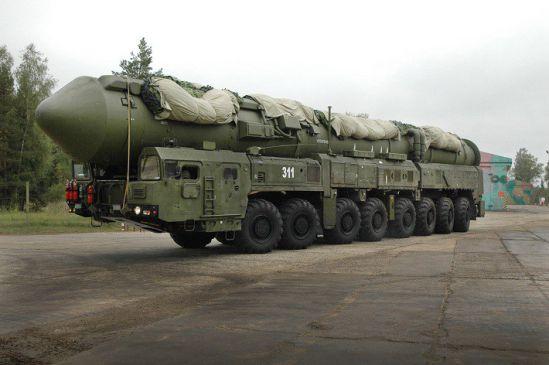مخربترین موشکهای بالستیک بین قارهای