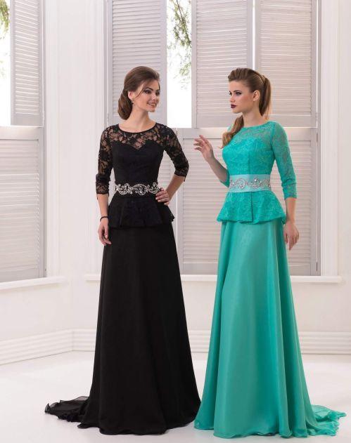 جدیدترین مدلهای لباس شب