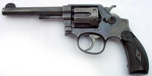 کلت کمری Smith & Wesson Model ۱۰