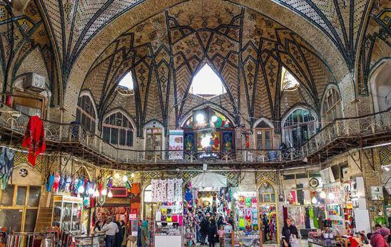بازارهای قدیمی تهران