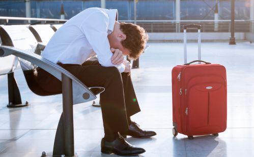 13 دلیل بیماری و استرس در سفر