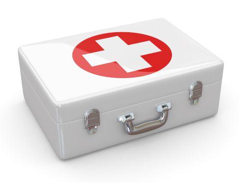 جعبه کمک های اولیه برای طبیعتگردها
