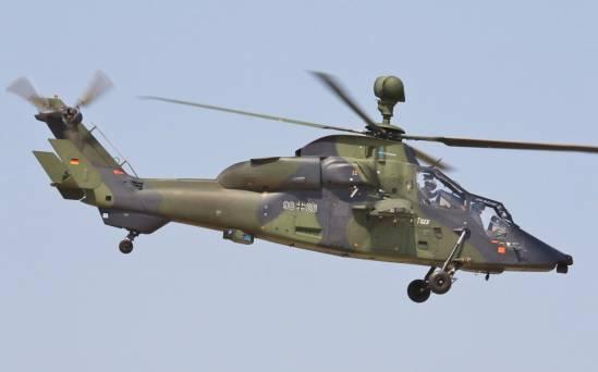 Eurocopter Tiger فرانسه/آلمان