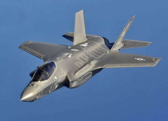 آشنایی با جنگنده F-35