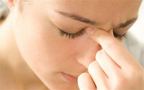 درمان های خانگی برای درمان سینوزیت