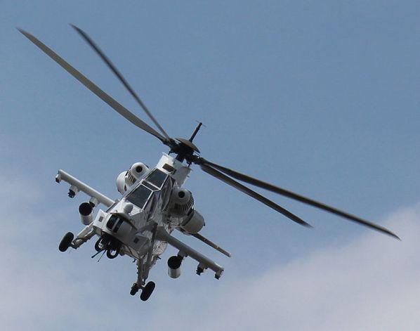 Denel AH-2 Rooivalk آفریقای جنوبی