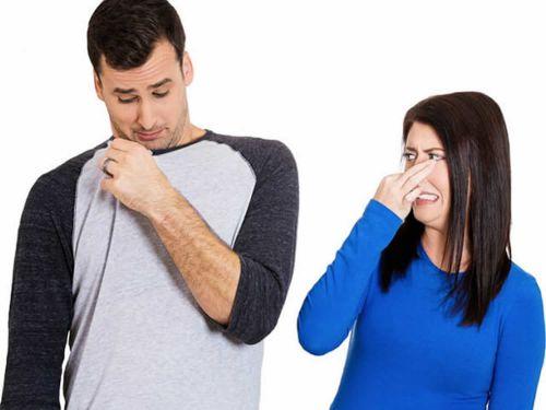 چگونه بفهمیم که بدنمان بو می دهد؟