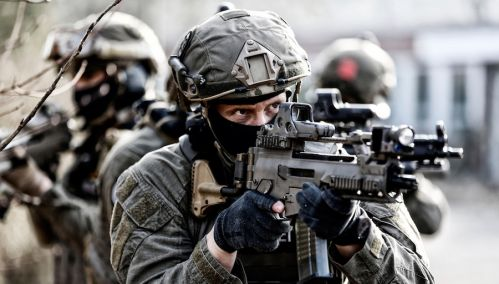 ترسناک ترین نیروهای ویژه در دنیا