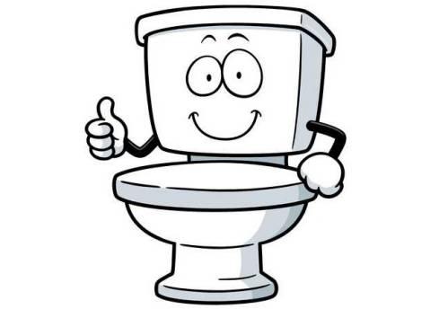 عکس العمل ها هنگام گیر کردن در توالت!(طنز)