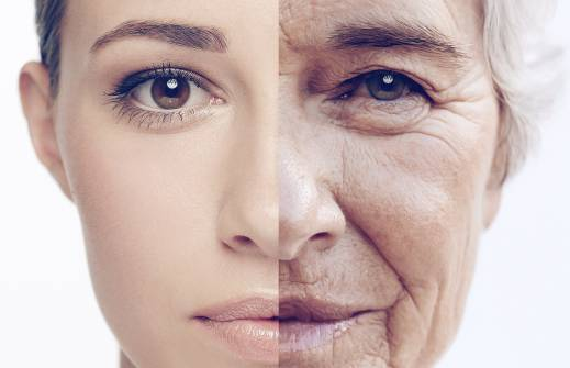 7 عامل پیری پوست