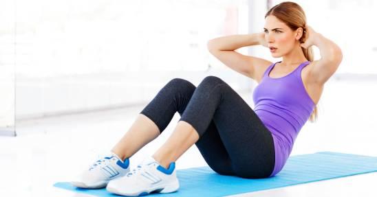 ۹ حرکت اشتباه در انجام حرکات شکمی