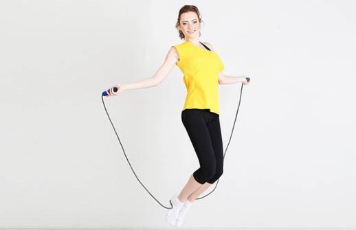 تناسب اندام با طناب زدن