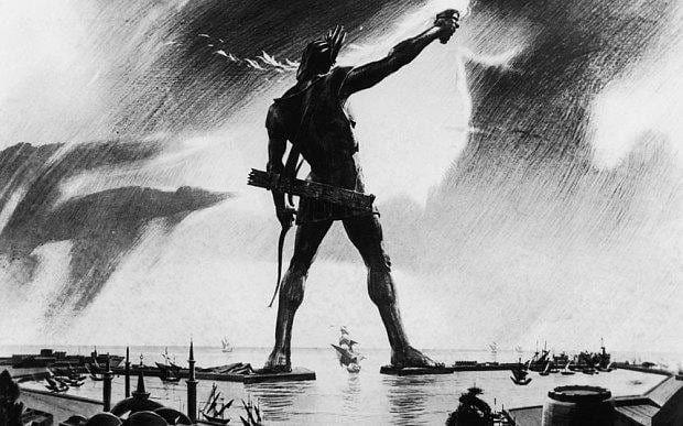 غول رودس (Colossus of Rhodes)