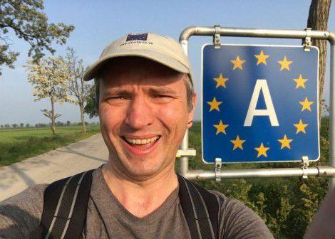 مردی که در 24 ساعت به 13 کشور جهان سفر کرد!