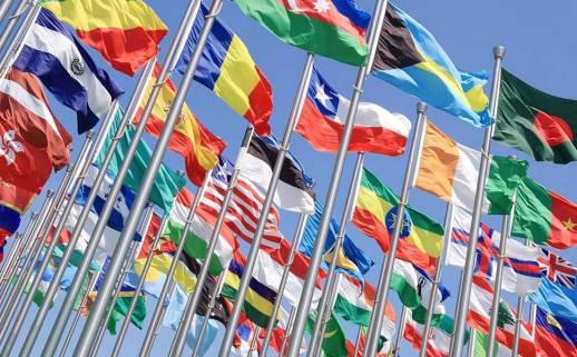 رازهای نهفته در پرچم کشورها + تصاویر
